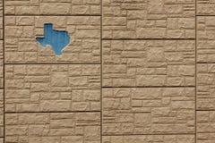 Texas temabakgrund Arkivbild