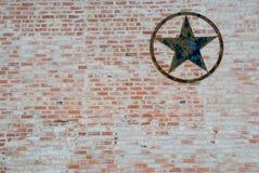 Texas-Thema-Hintergrund Stockbild