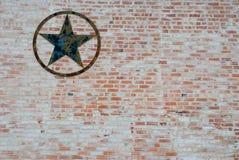 Texas-Thema-Hintergrund stockfotografie