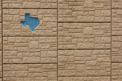 Texas theme background Stock Photography