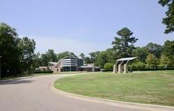 Texas Travel Information y centro de recepción foto de archivo libre de regalías
