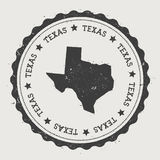Texas vector sticker. Stock Images
