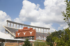Texasuniversitetet på Austin Arkivbild