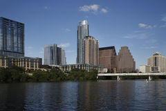 Texasuniversitetet på Austin Royaltyfri Fotografi
