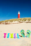 Texel island Stock Images