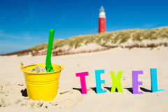 Texel island Stock Photos