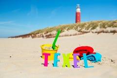 Texel island Stock Image