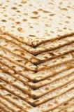Texrure do pão ázimo foto de stock