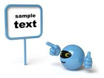 Text Lizenzfreies Stockbild