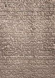 medieval text background Stock Photography