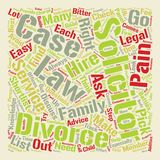 Text Background Word Cloud Concept. Help I m in the UK and I need divorce advice text background word cloud concept Royalty Free Stock Photography