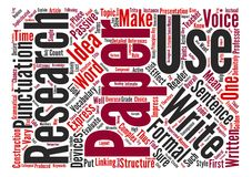 Text Background Word Cloud Concept. Research Paper Ideas to Impress Your Professor text background wordcloud concept Stock Photography
