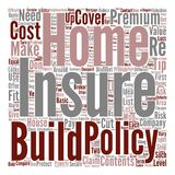 Text Background Word Cloud Concept. Tips For Cheaper Home Insurance Word Cloud Concept Text Background royalty free illustration