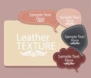 Text balloon vector illustration