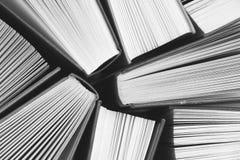 Text Books Stock Photo