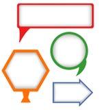 Text box Royalty Free Stock Photo