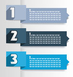 Text box. Abstract background of color boxes. Template for a text royalty free illustration