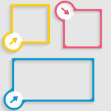 Text box Stock Image