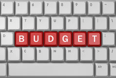 Text budget Stock Images
