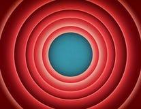 text för avstånd för illustration för bakgrundstecknad filmdesign Arkivbild