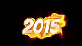 2015. text on fire. word in fire. high turbulence. Text in flames. Fire word. 2015. text on fire. word in fire.high turbulence Text in flames. Fire word. fire stock footage