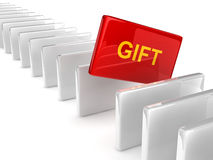 Text GIFT Stock Images