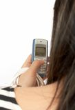 Text message Royalty Free Stock Photo