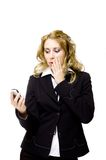 Text message Stock Photography