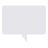 Text message icon Royalty Free Stock Image
