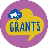 Text sign showing Grants. Conceptual photo agree to give or allow something requested someone Authorize action.  royalty free illustration