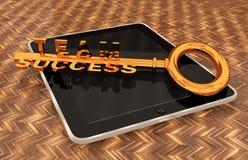 Text Team Success Gold Stock Image