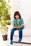 Text to parents Stock Photography