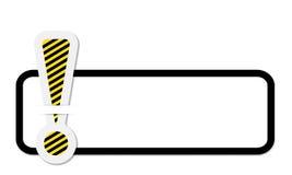 Textask vektor illustrationer