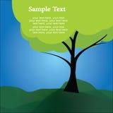 Textbaum Stockbilder