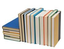 Textbooks Stock Photo