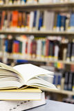 Textbooks And Education Royalty Free Stock Photography