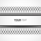Textboxdesign Lizenzfreie Stockfotos