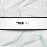 Textboxdesign Lizenzfreies Stockfoto