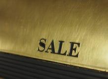 texte de label de vente Image stock