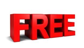 Texte libre Photographie stock libre de droits