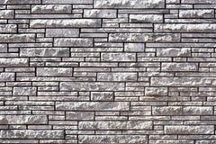 Textexured bielu marmuru ściana Obrazy Stock