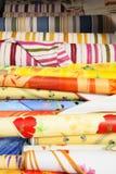 Textiel Royalty-vrije Stock Afbeelding