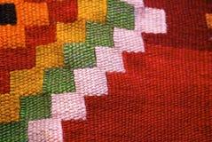 Textiel stock foto