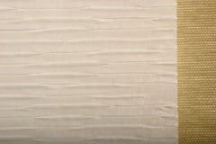 Textiel achtergrond Royalty-vrije Stock Foto