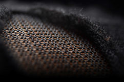 Textiel achtergrond - detail Stock Afbeelding