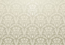 Textiel behang warme grijs royalty-vrije illustratie