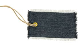 Textiel Etiket stock afbeeldingen