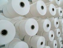 Textiel fabriek Royalty-vrije Stock Fotografie