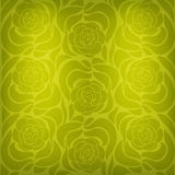Textiel frame in uitstekende stijl Stock Fotografie