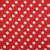 Textiel met cirkelornament Royalty-vrije Stock Fotografie
